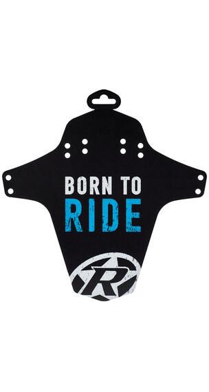 Reverse Born to Ride Schutzblech hell blau